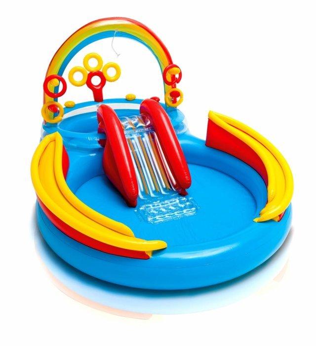 Guida all acquisto di piscina bambini 3 mesi - Bambini in piscina a 3 anni ...