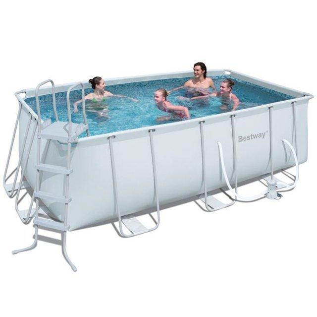 Piscina fuori terra 300x200x100 offerte sensazionali a for Offerte piscine fuori terra