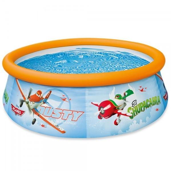 grande liquidazione moda di lusso molti alla moda Le occasioni migliori di piscina gonfiabile bambini 4 anelli