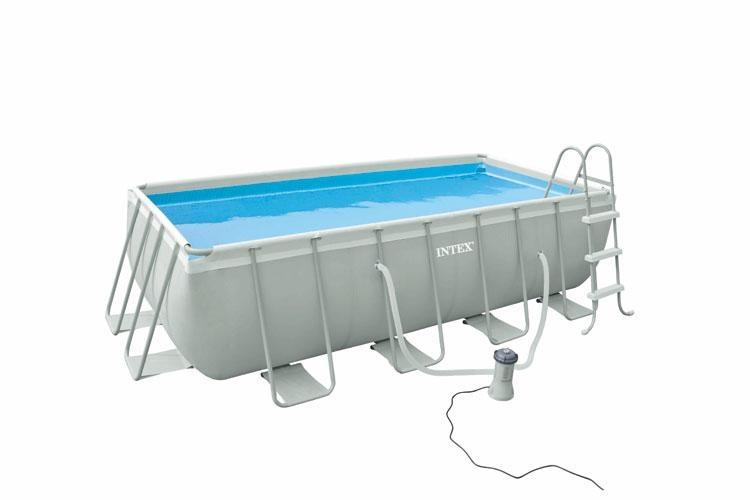 Tutte le info per l acquisto di piscina intex gonfiabile tonda - Piscina intex tonda ...